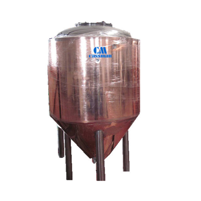 500L beer brewing supplies copper beer tanks for sale