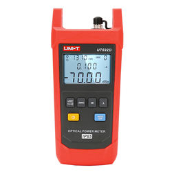 UNI-T UT692D optical power meter flashlight self-calibrating wavelength memory power meter optical fiber