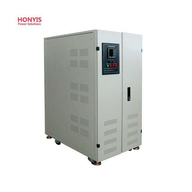 Honyis 400kva AC AVR Tiga Fase Turun Automatic Voltage Regulator/Stabilizer