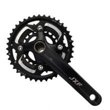 JIANKUN High-end  triple chainrings AL7050T6 50mm chainline MTB Parts 11 Speed  Crankset With New Bottom Bracket