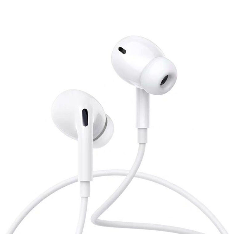 super bass in ear earbuds 3.5mm wired earphones for apple handsfree wire control headphone headset for iphone 5/5s/se/6/6s