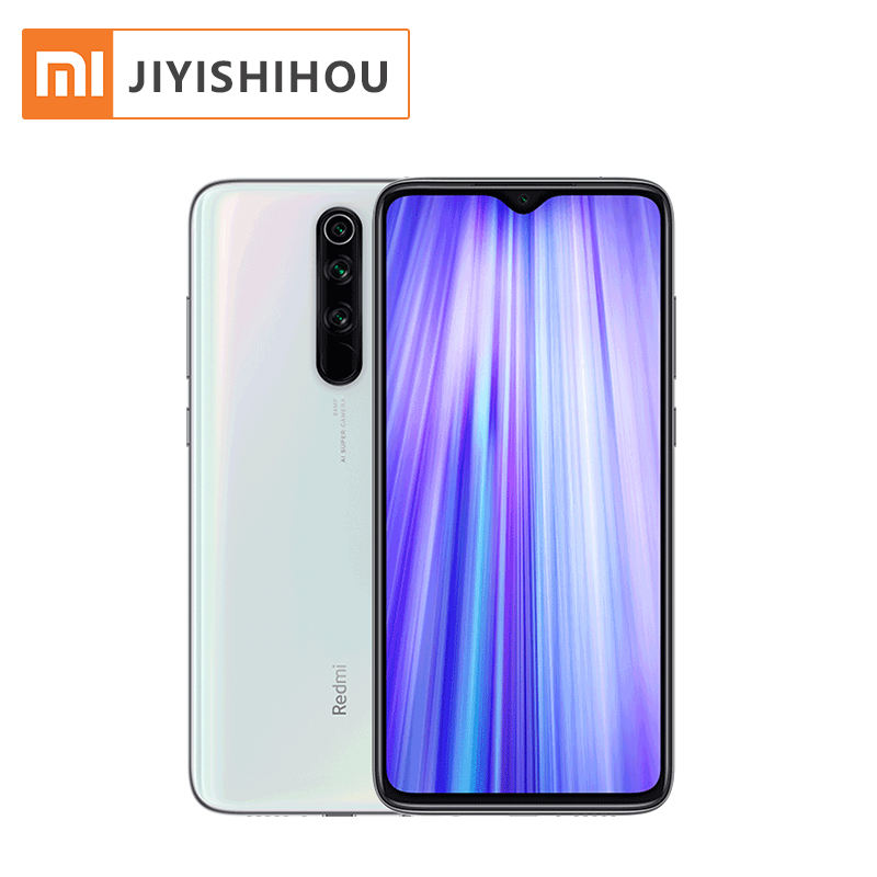 Xiaomi <span class=keywords><strong>Redmi</strong></span> <span class=keywords><strong>Note</strong></span> <span class=keywords><strong>8</strong></span> Pro 6Gb 128Gb Mobiele Telefoon 6.53 Inch Waterdrop Notch Screen 64MP Ai Qual Foto 'S miui 10 <span class=keywords><strong>Note</strong></span> <span class=keywords><strong>8</strong></span> Pro <span class=keywords><strong>Redmi</strong></span>