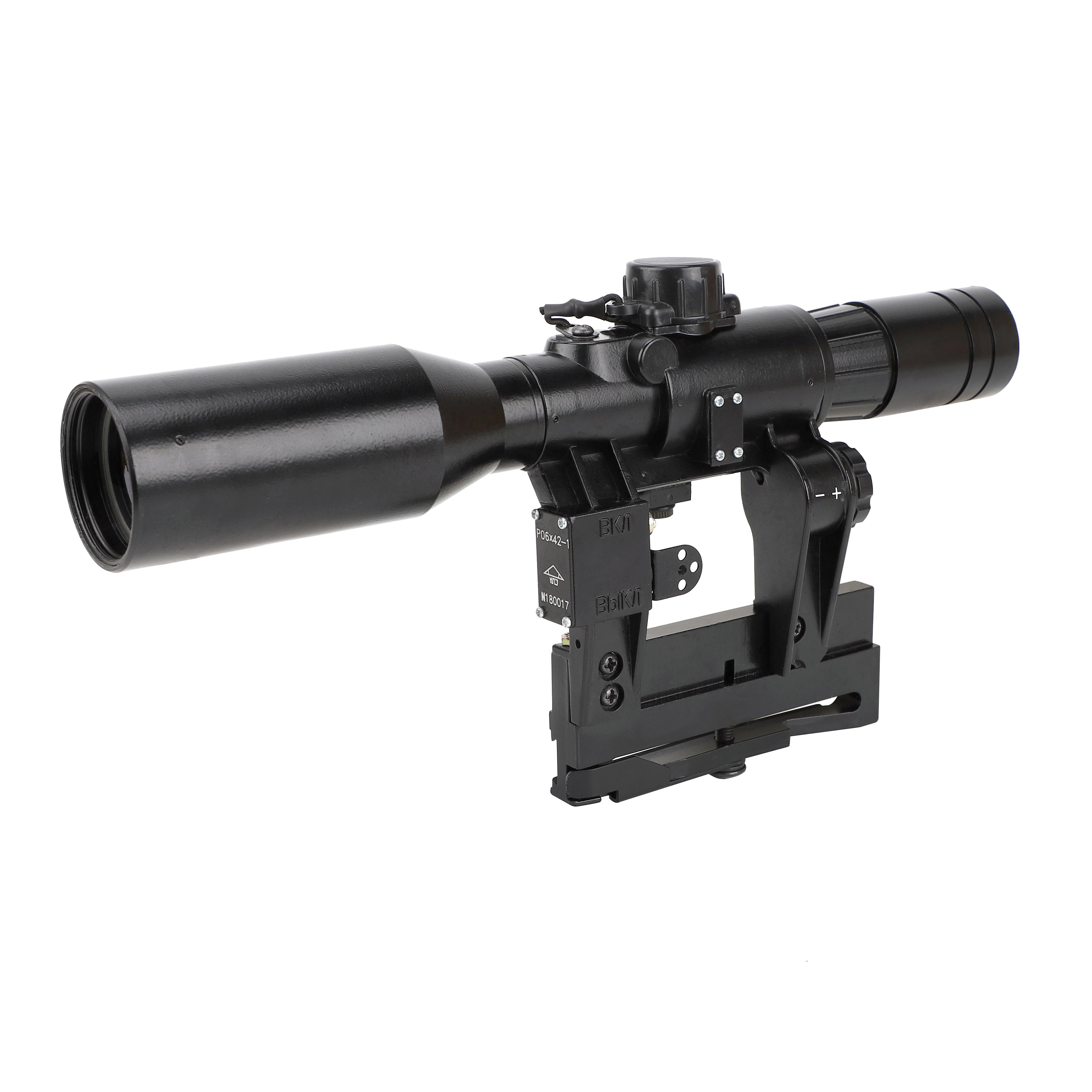 Ohhunt SVD <span class=keywords><strong>POS</strong></span> 6X42 Caccia Cannocchiale Rosso <span class=keywords><strong>di</strong></span> Vetro Acidato Reticolo Tactical Ottica Attrazioni Fucile Style Rail Mount