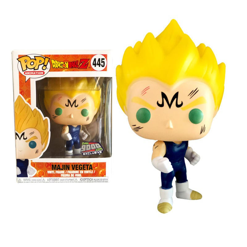 Koleksiyon Model oyuncaklar Funko <span class=keywords><strong>Pop</strong></span> #445 Majin Vegeta Action Figure