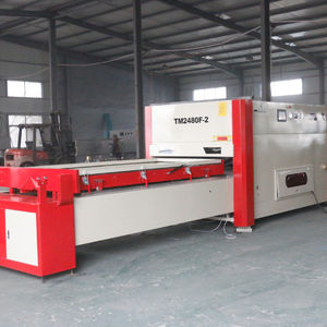 Wood Door PVC Foil Laminating Hot Vacuum Membrane Forming Press Machine