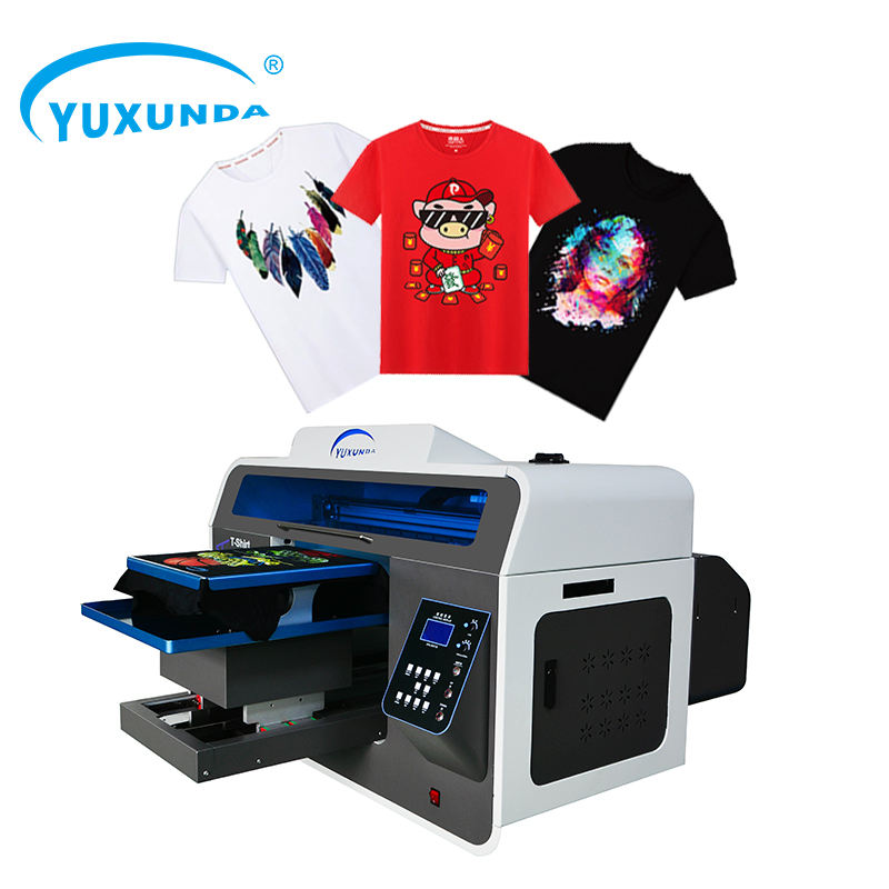 Environment friendly competitive price dtg t-shirt printer arting inket printing