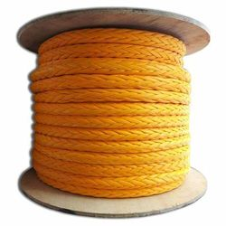 12 strands high strength UHMWPE mooring ropes for ship