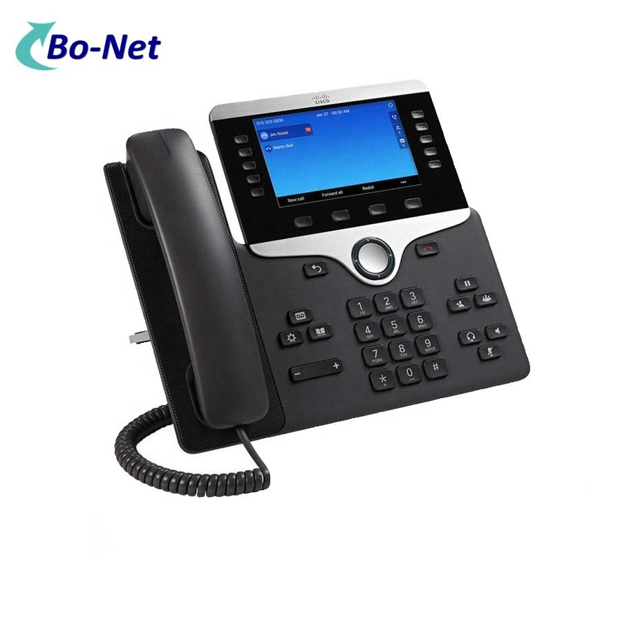 CISCO IP Phone CP-8841-K9 Enterprise Network IP Video Phone Color Screen