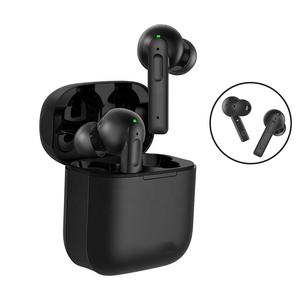 oem logo active noise reduction 25dB Bluetooth Wireless Cancelling Cancellation ANC TWS 5.0 Earbud Earphone Headset Headphone