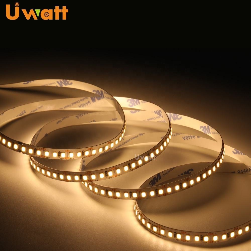 Custom 16W Per Meter 4000K 6500K 3500K 5000K 180pcs SMD2835 LED Strip for Back Lighting