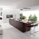 Adornus Australia Design White Two Tone Cuisine Kitchen Unit