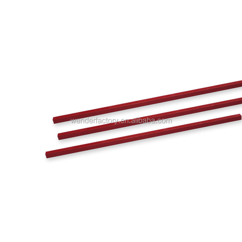 Straight Red Cutting Stick for Polar 137 Cutter 12p pack w// Free Shipping