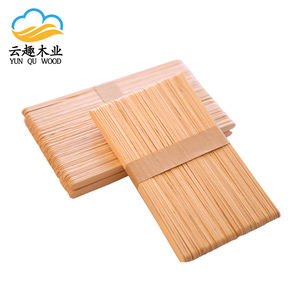 Hot-selling wooden ice cream sticks Children craft sticks for diy