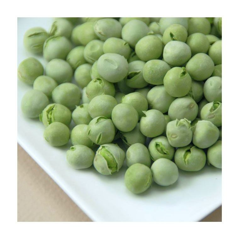 dehydreated vegetables dried green pea