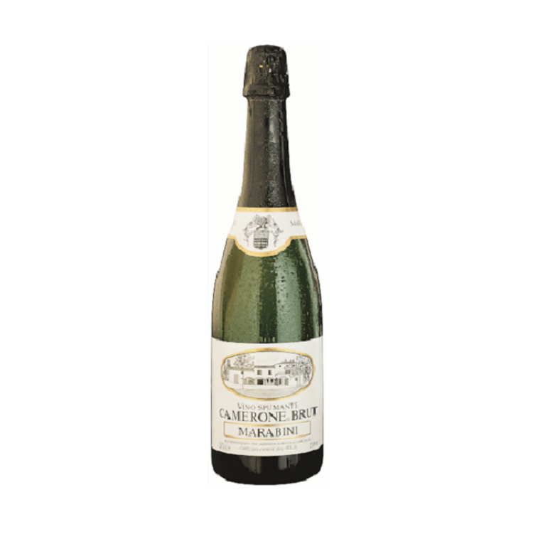 Hot Selling Camerone Brut Marabini Extraordinary Versatile Italian Wine White