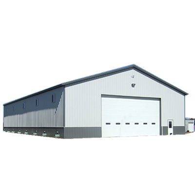 workshop chicken house design structural steel hangar car garage prefabricated barn