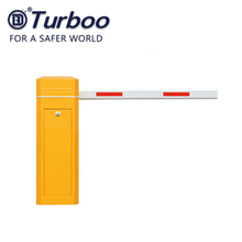 Fully automatic car parking boom barrier gate straight arm running at high speed for parking and tollgate