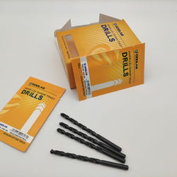 Cutting Tools SU101 Cobalt  shank twist drills (special stainless steel)