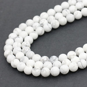 13 Inch Tiny Beads Natural Howlite Faceted Rondelles WHOLESALE 5 Strands Howlite Beads 2.5-3mm GSA53 Howlite necklace