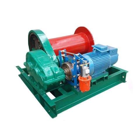 Pulling or lifting 3 ton electric winch for sale whole sale in Pakistan