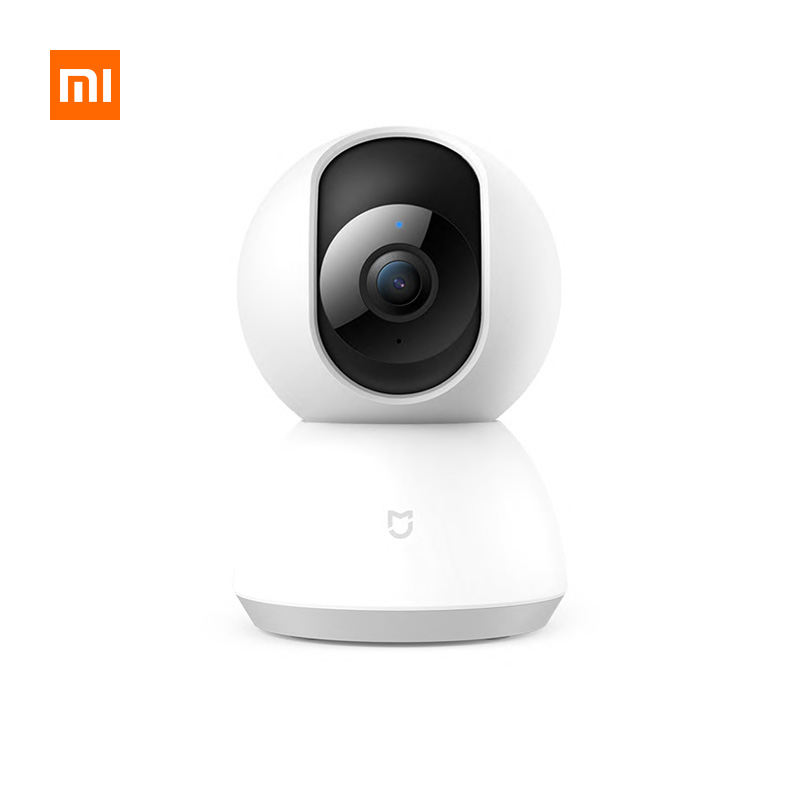 Global Version Xiaomi Mijia Smart Camera 1080P HD WiFi Pan Tilt Camera Night Webcam 360 Angle Wireless Mute Camcorder