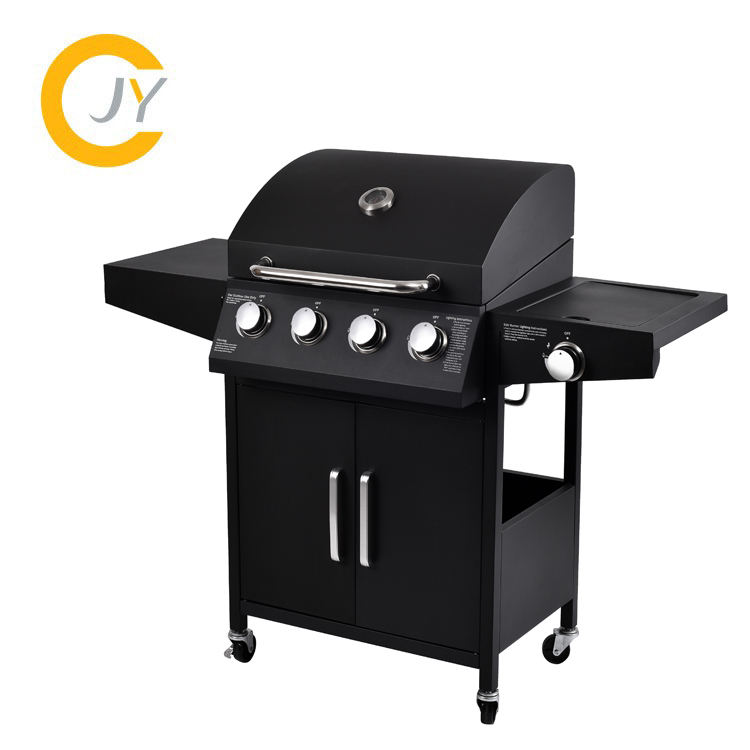 Outdoor Barbecue Gas Grill Trolley Grill Vlamloze Bbq Grill Gas Outdoor