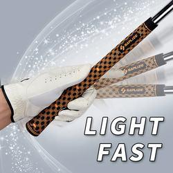 SAPLIZE CC04 Wholesale rubber golf iron grip midsize Orange