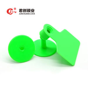 JCET004 high quality rfid ear tag for cow cattle pig sheep goat