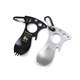 Outdoor Camping Equipment Multi-function Stainless Steel Spoon Fork Opener Wrench EDC Tool