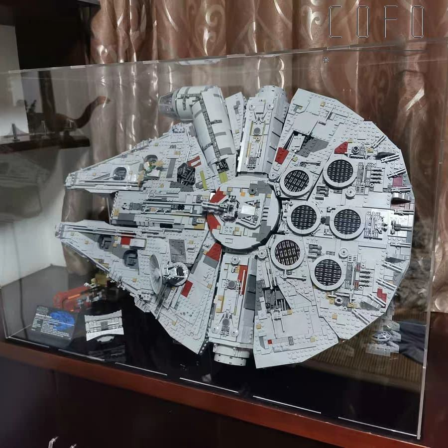81085 05132 8445+pcs Star movie Wars 75192 Millennium Ultimate Collector's Model Destroyer Building Blocks Toys