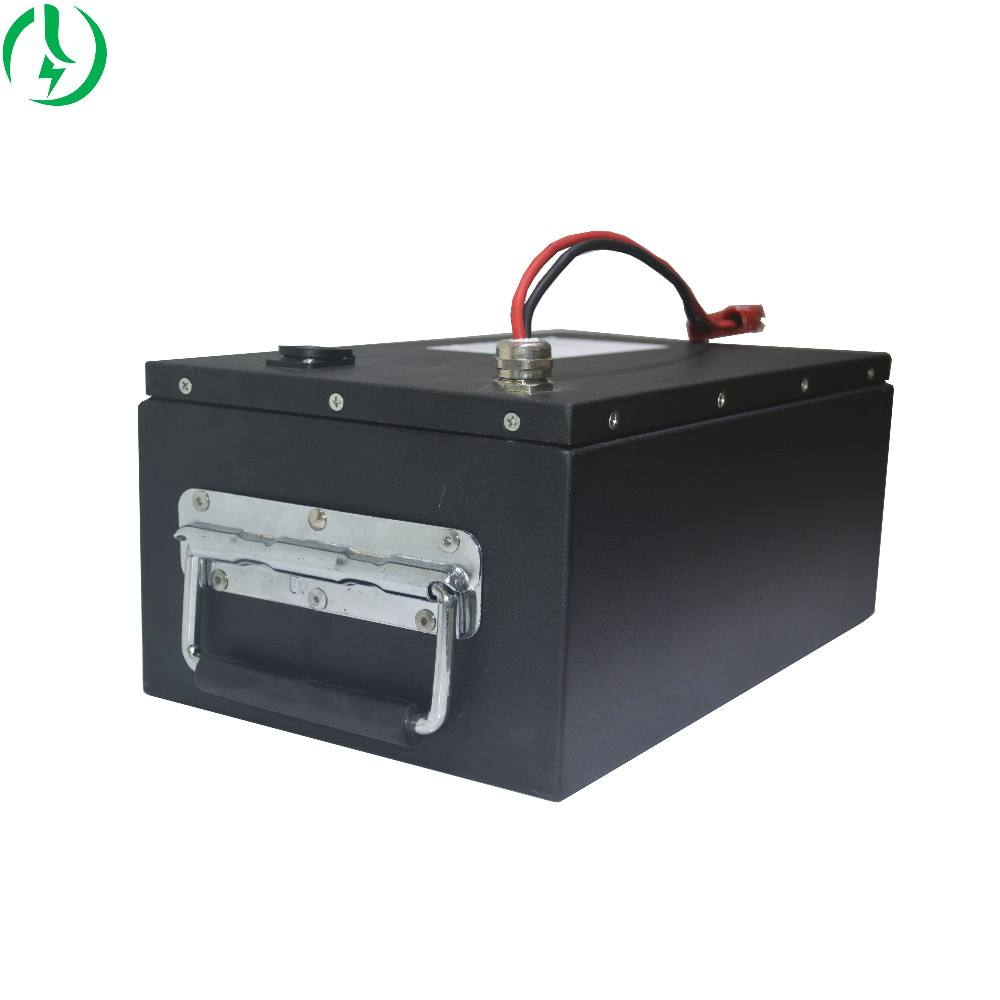 Lifepo4 7.6kwh Home Storage Lithium Battery Pack 48v 150ah For Solar System