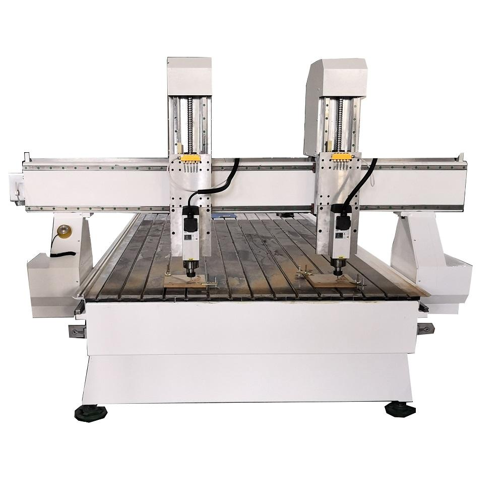 High speed machinery for coffins caskets making cnc wood carving machine router