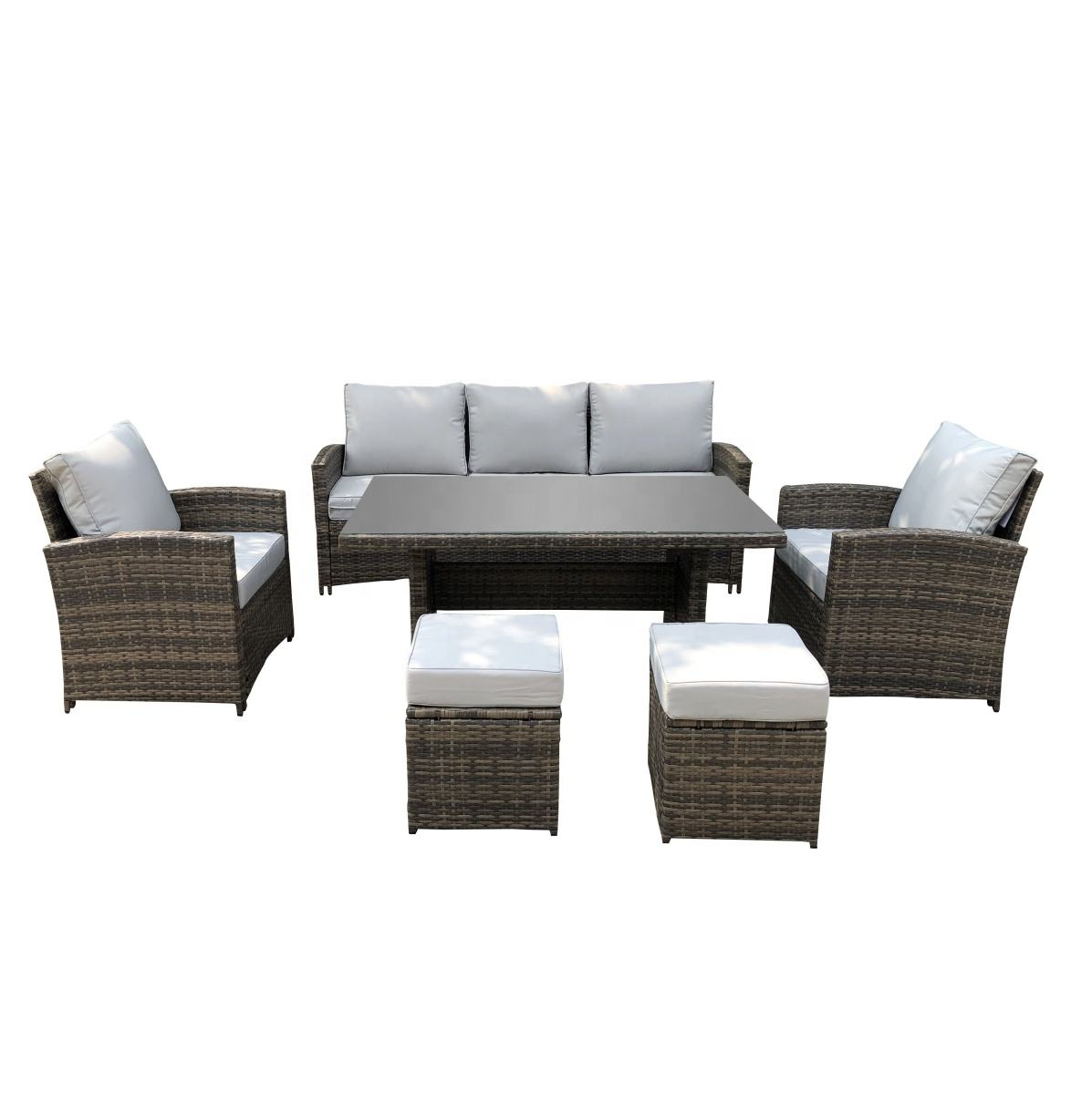 New Mexico Factory main product Garden Rattan furniture outdoor furniture for sale