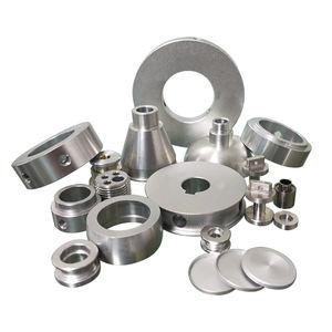 High Quality Customized OEM CNC Machined Milling Metal Aluminum Parts