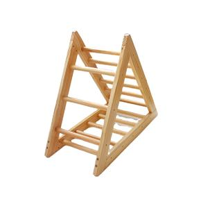 Baby Climbing Toy Kids Indoor Triangle Climbing Gym Frame Preschool Furniture Climbing Toys Montessori Pikler Triangle Frame