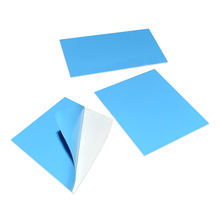 High Temperature Resist Adhesive Thermal Conductive Silicone Pad