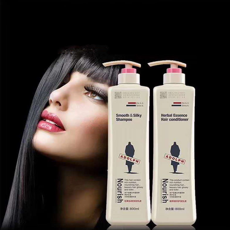 Vitality Movement Smooth Oil Control Fashion Bottle Comfortable Organic Hair Shampoo