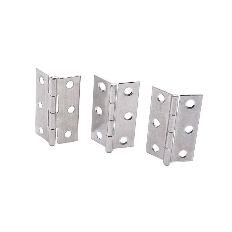Small Hinge 1/1.5/2/2.5/3/4 inch Door Hinge Window Hinge