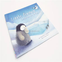 High quality new design custom softcover  childrens' printing book