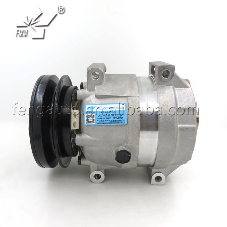 96191807 5110547 V5 air conditioning auto ac compressor for Daewoo Cielo 1.5