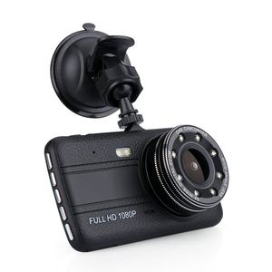 China manufacturer 1080p dash camera 4 inch lcd screen mini car dash cam