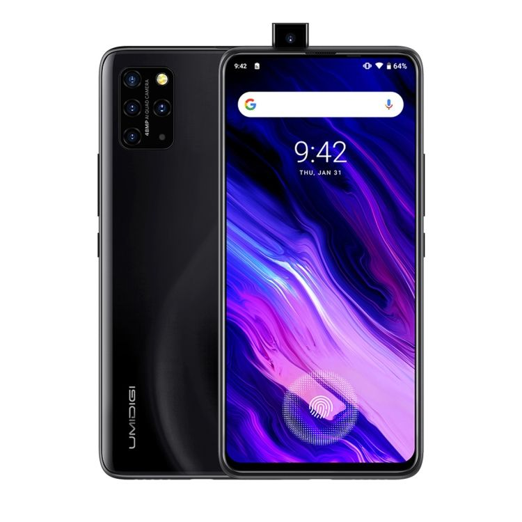 "Same day shipping UMIDIGI S5 Pro phone 6.39"" Android 10 48MP Camera 6GB+256GB global version 4G smartphones"