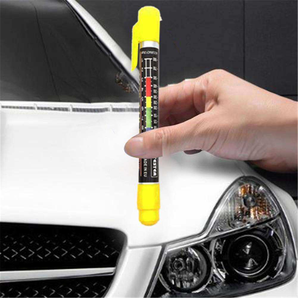1pc New Car Paint Thickness Tester Meter Gauge Crash Check Test Lacquer Tester