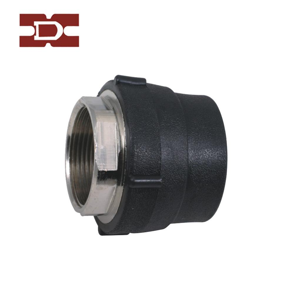 Plastic Pipe Fitting HDPE/PE Female Water