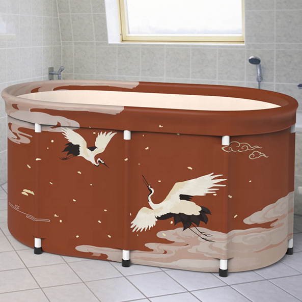 2020 New Arrival Hot SPA Tub PVC Folding Portable Bathtub for Adults &Kids