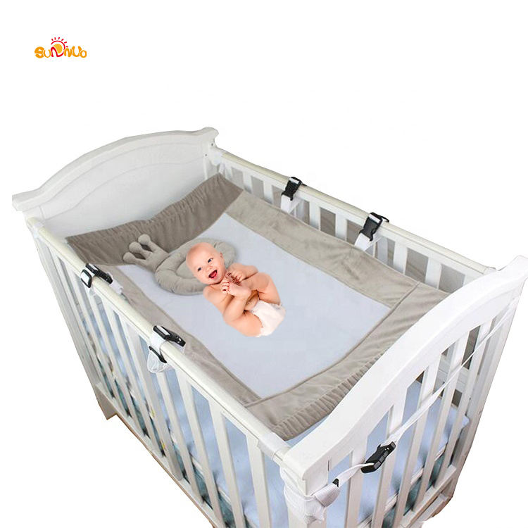 HOT SELLER Multi-ues Portable adjustable malaysia newborn baby hammock for crib