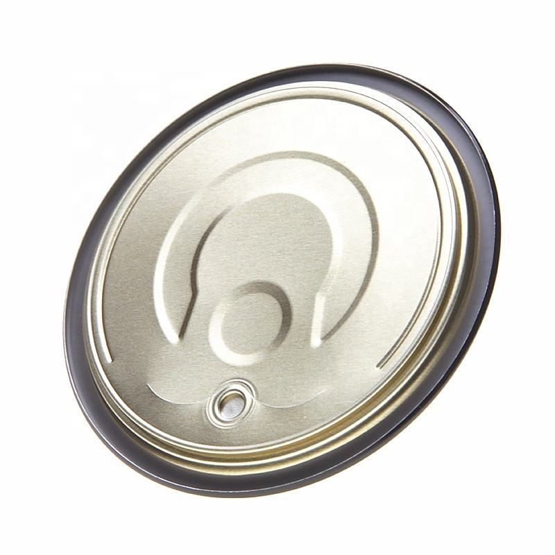 Can Lid Manufacturer Best Sale 209 Eoe Aluminum Pull Ring Drink Can Lids