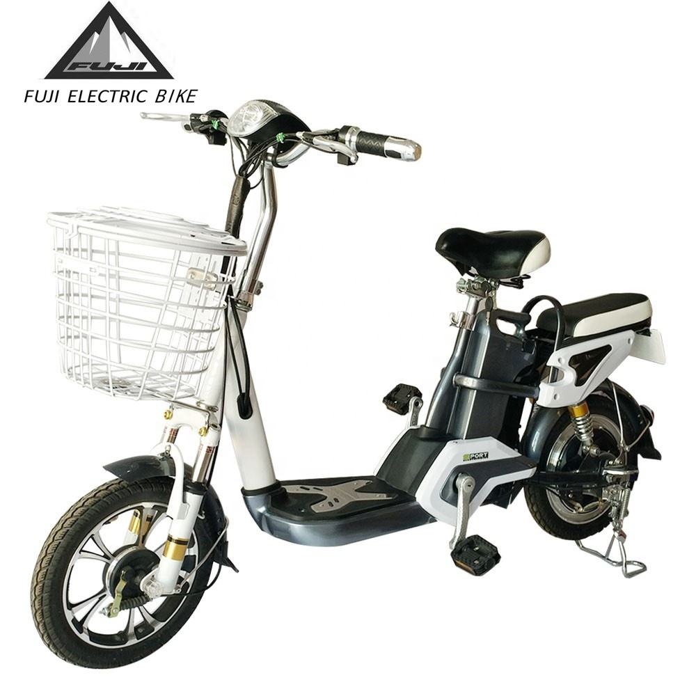 30-50km/h Max Speed and Carbon Steel Frame Material electric bike