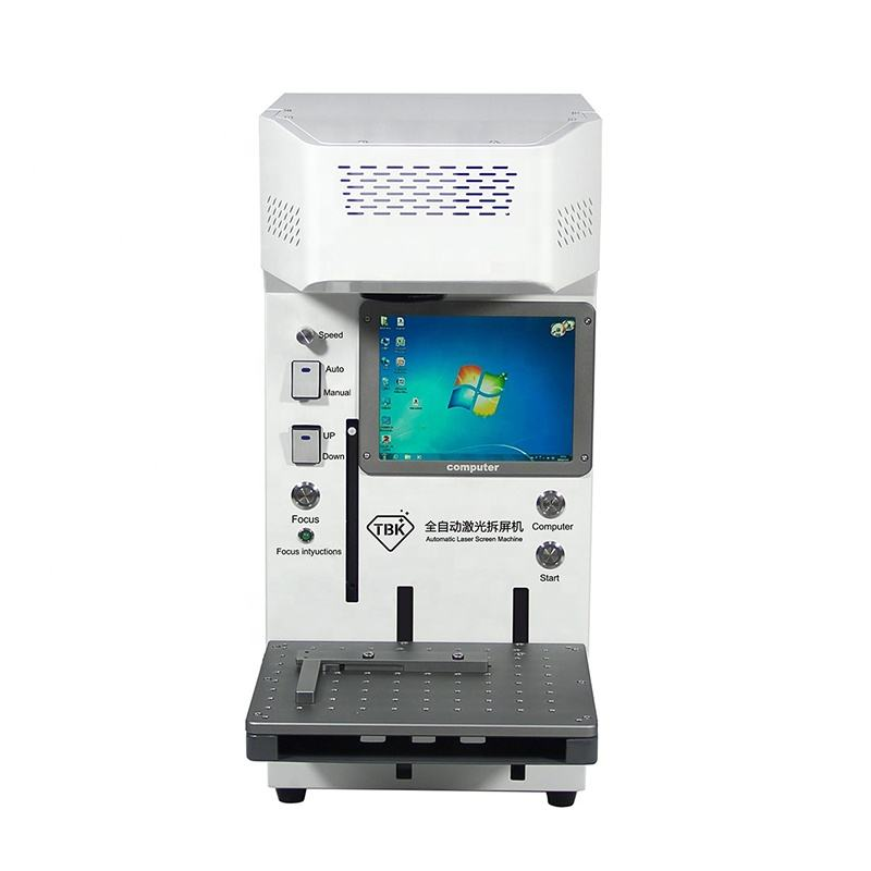 New Top Quality TBK 958A Auto Focus Separate Laser Machine Mark Marking Laser Machine Engrave Engraving Laser Machine