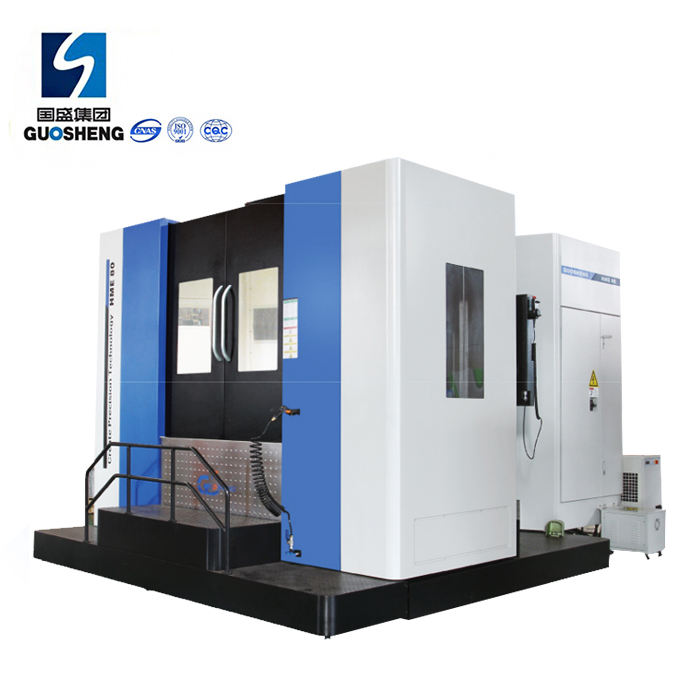 CNC Horizontale <span class=keywords><strong>Freesmachine</strong></span>